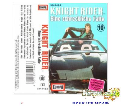 Knight Rider Eine Schreckliche Falle