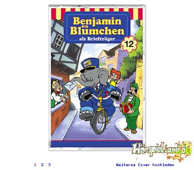 Benjamin Blümchen Als Briefträger