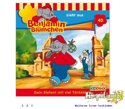 Benjamin Blümchen Zieht Aus