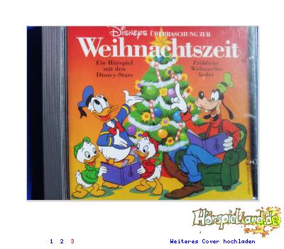 Hoerspielland De Das Fan Portal Für Hörspiele Hörspiel Fakten Diverse Hörspiele Walt Disney Eine Weihnachtsüberraschung