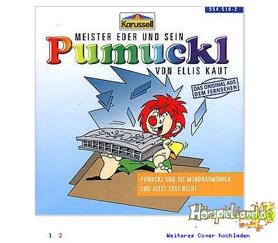 folgende Bilder zu Pumuckl und die MundharmonikaUnd jetzt erst rec